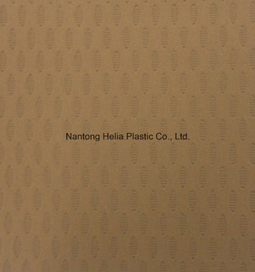 Chinese Factory PU Nubuck Leather for Shoes and etc pictures & photos