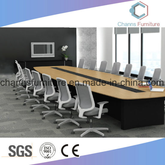 China Hot Selling Big Size Meeting Desk Wooden Furniture Conference - Big conference table