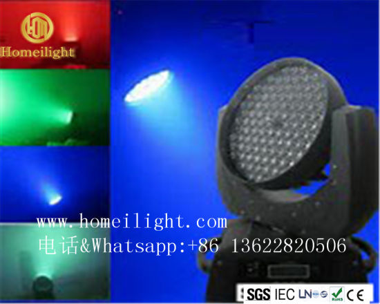 108 Adjustable LED Moving Head Light RGBW for Stage