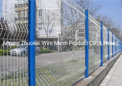 Anping Zhuokai Good Price and High Quality 3D Curve Fence for Garden pictures & photos