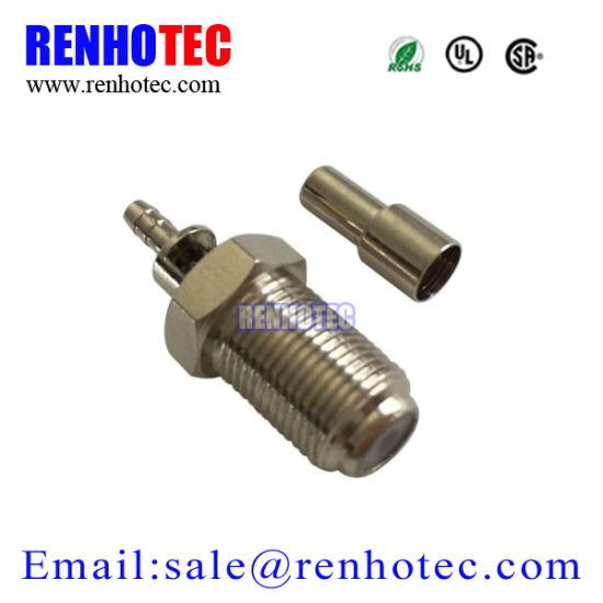 F Connector (RG58, RG59, RG6, RG11)