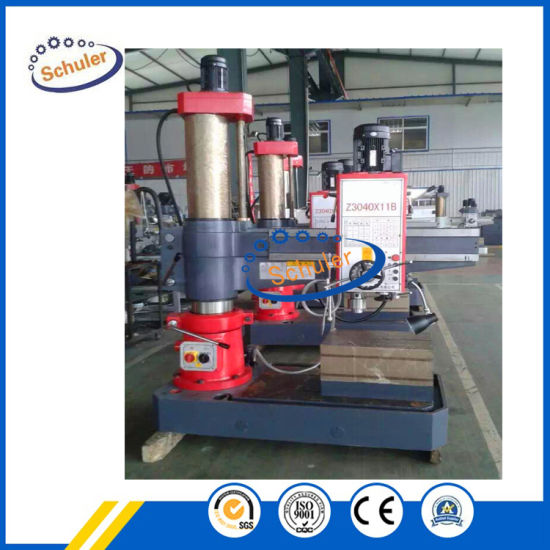 Reinforced Spindle Drilling Machinery (Radial Drilling Machine Price Z3040X11B)