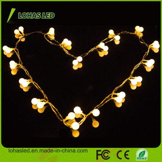 String Lighting Waterproof Warm White USB LED Fairy Starry Light pictures & photos