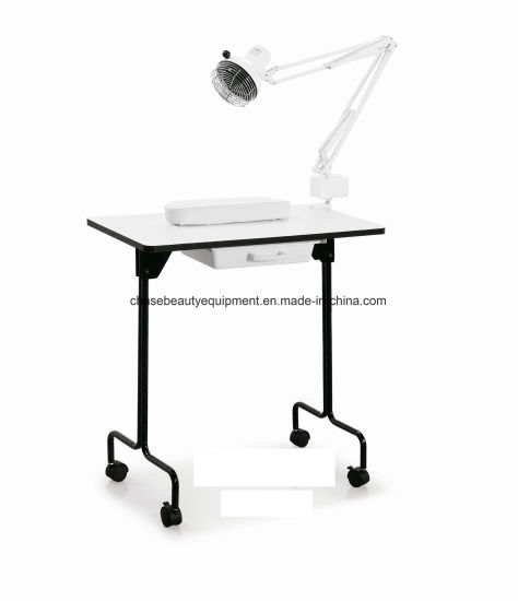 Cheap Hot Sale Trolley Table for Manicurist pictures & photos