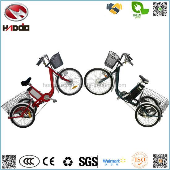 China Three Wheel Bike Adult Big Tricycle Lithium Battery - China ...