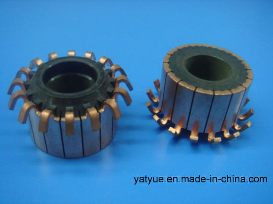 Factory Direct Sell DC Motor Commutator for Electric pictures & photos