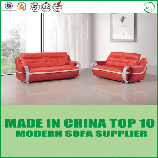 China Miami Sectional Leather Sofa Set for Home - China Home ...