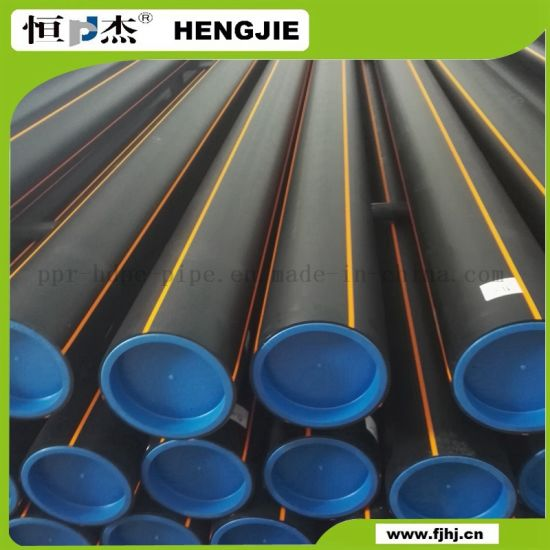 Large HDPE Plastic Pipe (315mm, PN12.5) for Sewage/Water/Gas/Oil