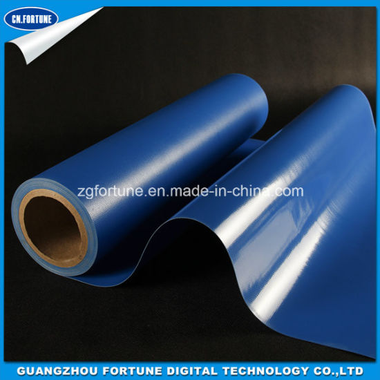 Wholesale PVC Glossy/Matte Colorful Knife Coated Tarpaulin Waterproof Canvas Fabric for Tent pictures & photos