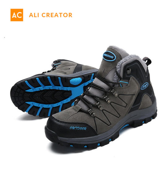 new arrival d7e6c 0cf18 China 2019 Hot Sale Outdoor Mens Boots Winter Fashion ...