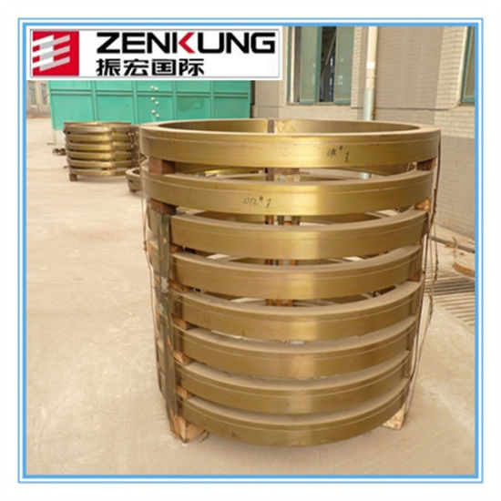 Large Diameter Rolled Ring Forging Copper Ring Flange, Steel Ring Flange, Special Material Forgings pictures & photos