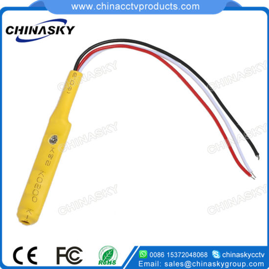 China Mini Hidden High Sensitivity Cctv Microphone For Security