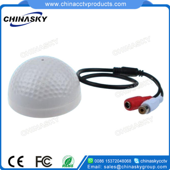 china cctv surveillance audio high definition microphone cm09a