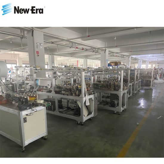 Stock Disposable Safety Mask Machine Kf94 Ace Protective Face Mask Machine
