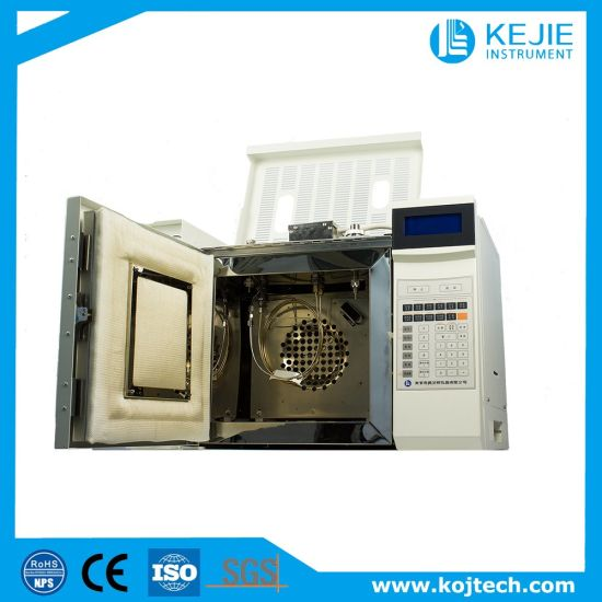 Motor Gasoline Analysis Gas Chromatography/Laboratory Instrumnet pictures & photos
