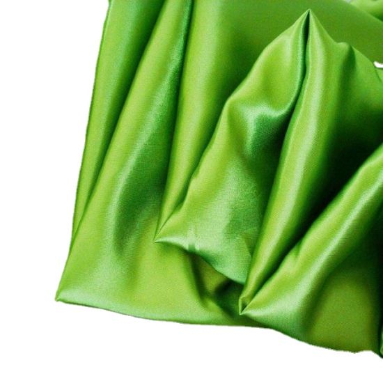 High Quality Competitive Price Per Meter Arab Dress Plain Black Chiffon Fabric