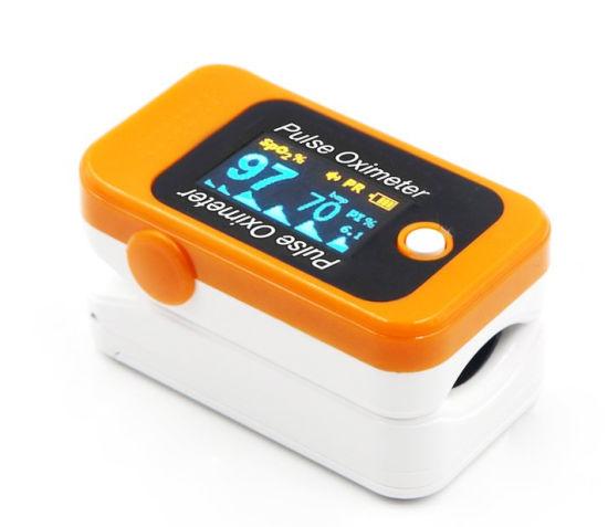 Medical Equipment Pulse Oximeter Finger, Fingertip Pulse Oximeter