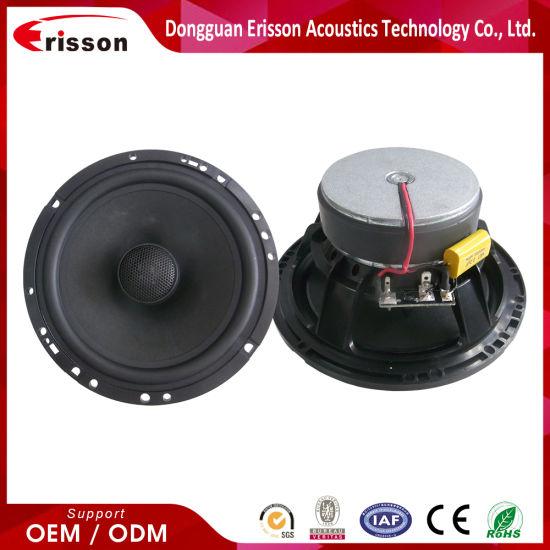 OEM/ODM Supplier 80watts 6.5inch Coaxial Speaker Loud Speaker
