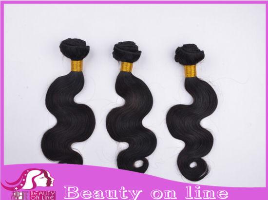 Remy Indian Hair Weft, Human Hair Weft (BHF-IB001)