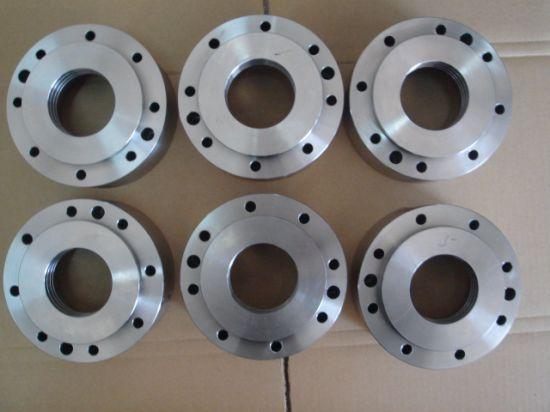 China Manufacturer, Carbon Steel High Precision Flange