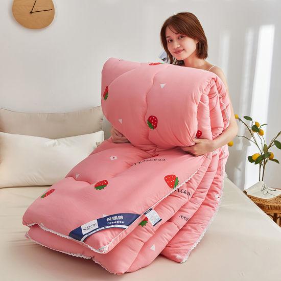 Duvet Manufacturer Duvet Set Embroidery Comforter Set Es20201105s-Bz-11