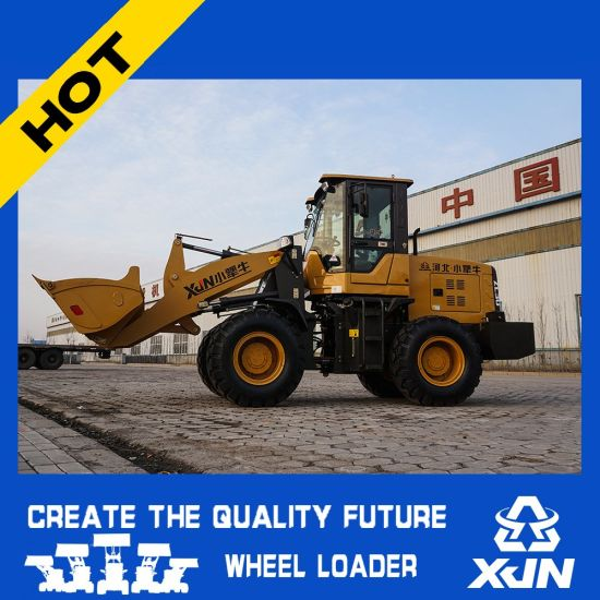 Wheel Loader Mini Front End Loader Zl30 pictures & photos