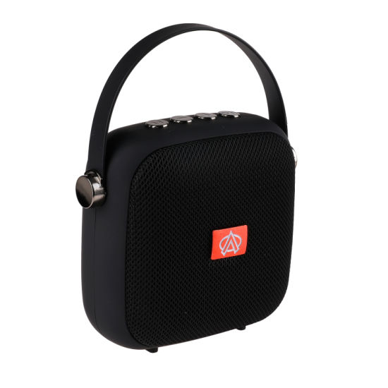 2020 New Wallet Fabric Bluetooth Speaker