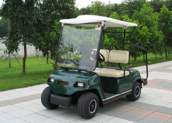 2 Passengers Electric Buggy pictures & photos