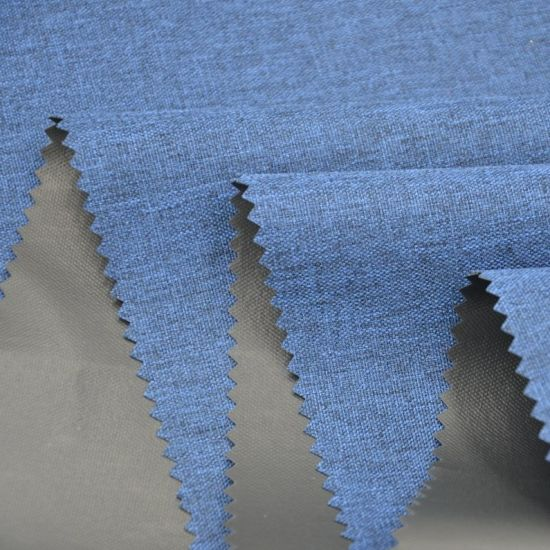 Flame Retardant PU Coated 1000d Cordura Oxford Fabric for Tent, Military Luggage