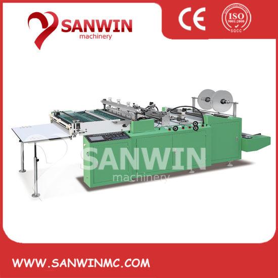 Side Sealing Plastic Bags Making Machine