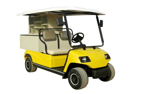 China Cheap 2 Seaters Electric Golf Car