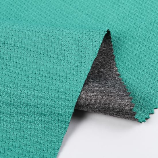 Knitted Sherpa Fleece Bonded Solid Suede Fur Fabric