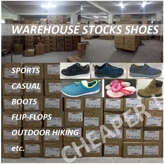 f940418651e ... china 5 floors warehouse sports casual slipper hiking stocks shoes ...
