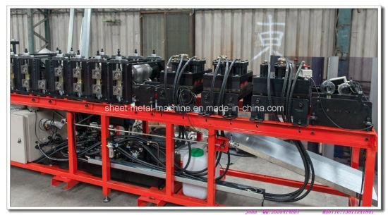 Z Profile Roll Forming Machine pictures & photos