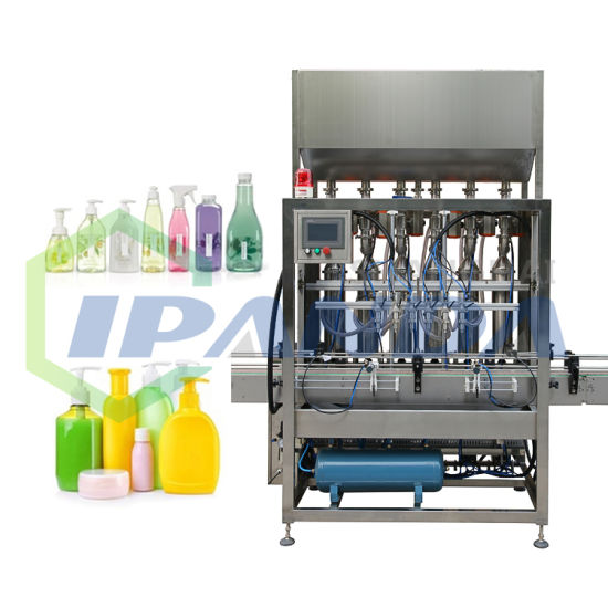 Full Automatic Aerosol 75% Alcohol Disinfectant Spray Filling Machine