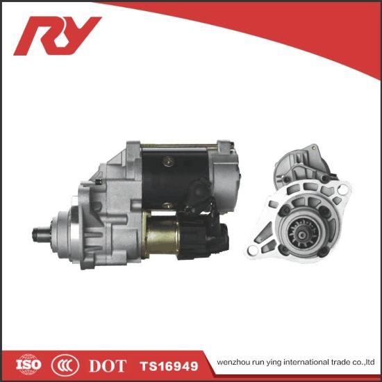 24v 4 5kw 11t auto starter for isuzu 1-81100-310-0 0-24000-3110 (6hh1)