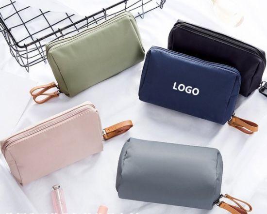 2020 New Cute Lady Mini Cosmetic Bag Small Portable Waterproof Storage Bag