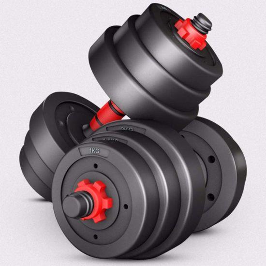 Wholesale Cheap Buy Online Gym Adjustable Men Dumbbell Set for Power Training