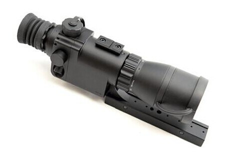 Gen 1+ Military Night Vision 500m with Red DOT Reticle