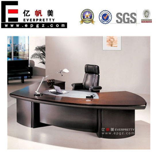 Combinatin Executive Office Table, Modern Wood Office Desks, Modern Design Office  Table Pictures U0026