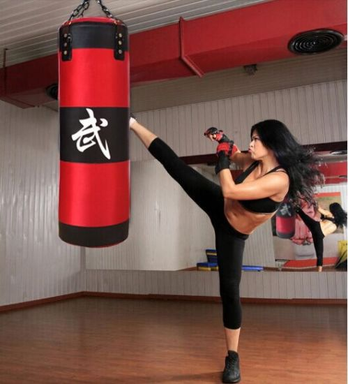 Good Quality Hanging Boxing Bag (SA53) pictures & photos