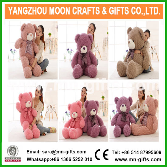 Valentine Gift Lovers Gift Adorable Kids Children Big Plush Teddy Bear Toy