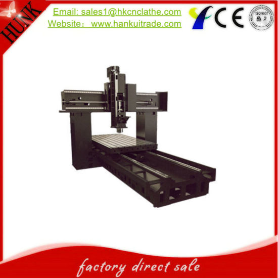 Gmc1080 China Supplier CNC Milling Machine for Metal Cutting