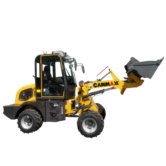 New Cheap Aolite 0.8 Ton Wheel Loader 908 Cm908 High Quality and Widely Used