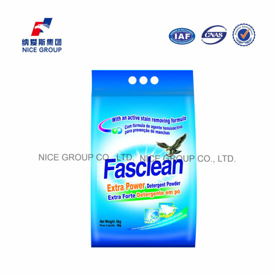 Highly Active Formula Fasclean Extra Power Detergent Powder 1kg