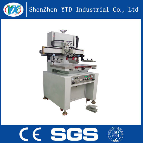 Ytd-4060m/5070m Motor-Driven Screen Printing Machine pictures & photos