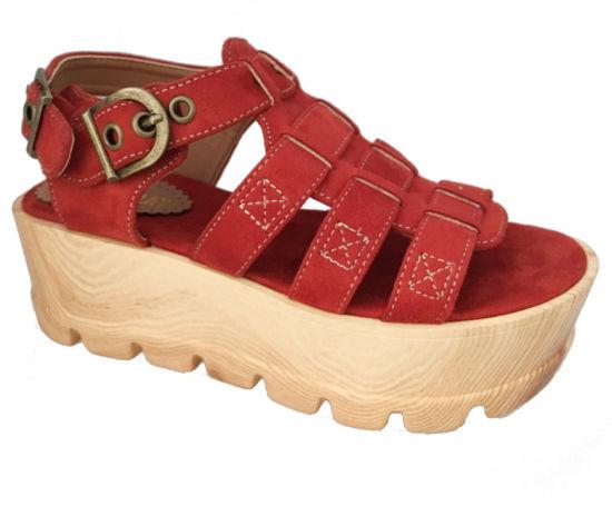 Women Comfy Platform Flatform Women's Platform Sandals Shoes