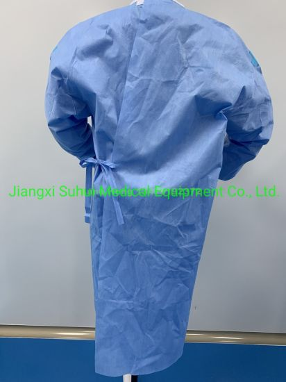 Disposable AAMI Level 3 Surgical Gown