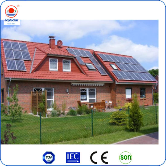 10kw Solar Energy Products System pictures & photos