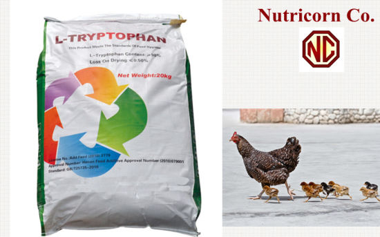Nutricorn Amino Acids Feed Grade L-Tryptophan pictures & photos